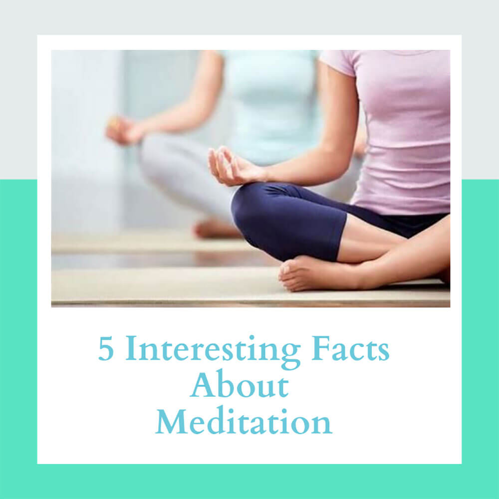 5 Interesting Facts About Meditation