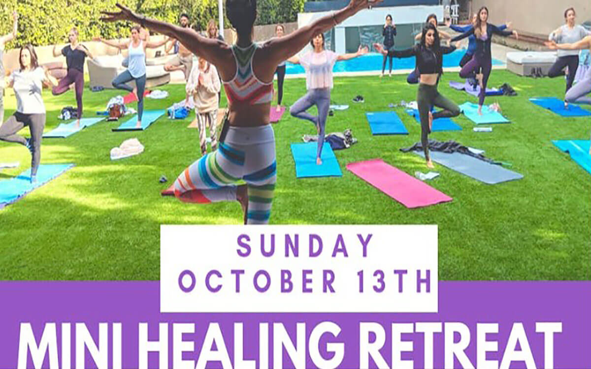 Mini Healing Retreat