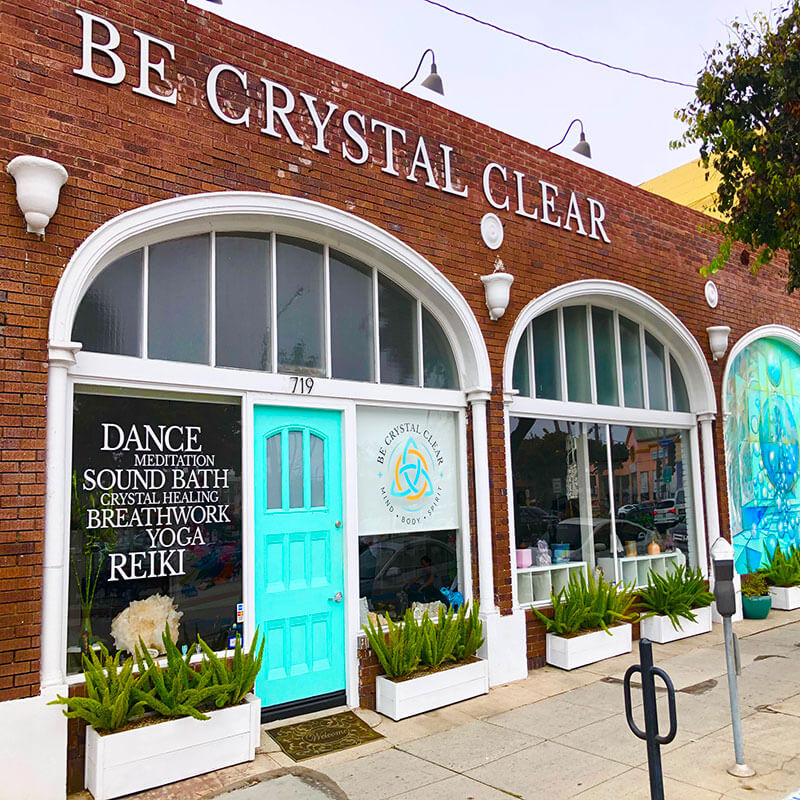 Be Crystal Clear Studio