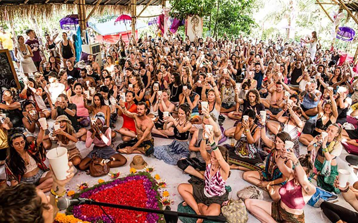 Benevolence: Full Moon Cacao Ceremony & Concert