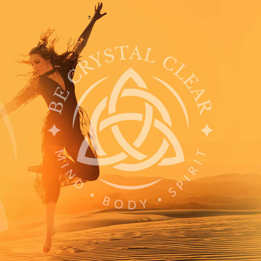 Be Crystal Clear: Dance