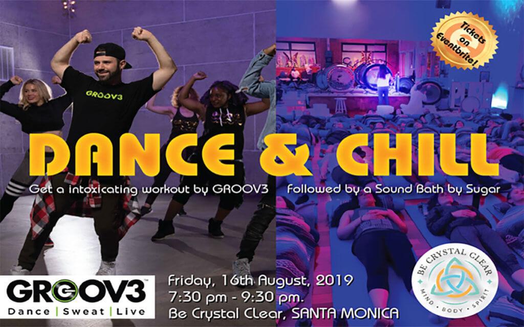 Dance & Chill: GROOV3