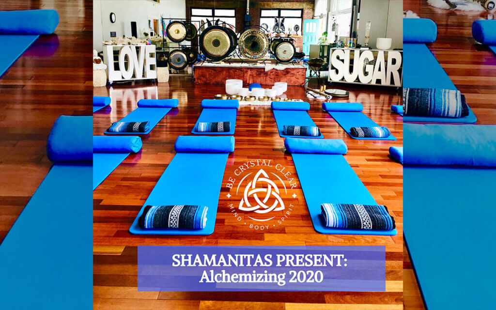 Alchemizing 2020 Soundbath, Meditation & Ecstatic Dance