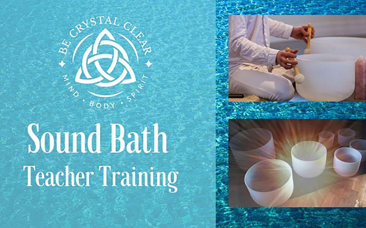 Sound Bath Teacher Training