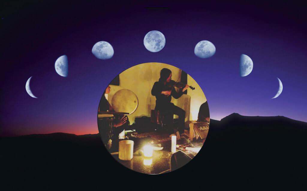 Vesper New Moon Ceremony